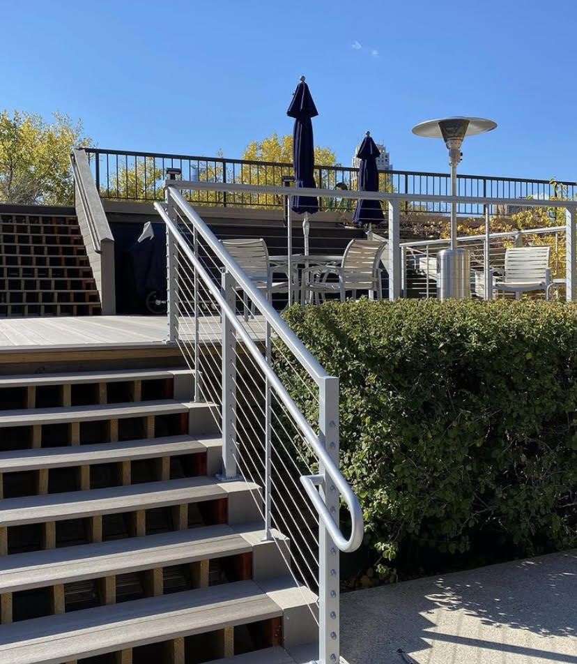 Deck City Deck Railing Options